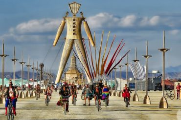 Fot. Burning Man
