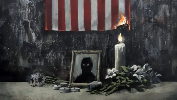 Banksy – Black Lives Matter