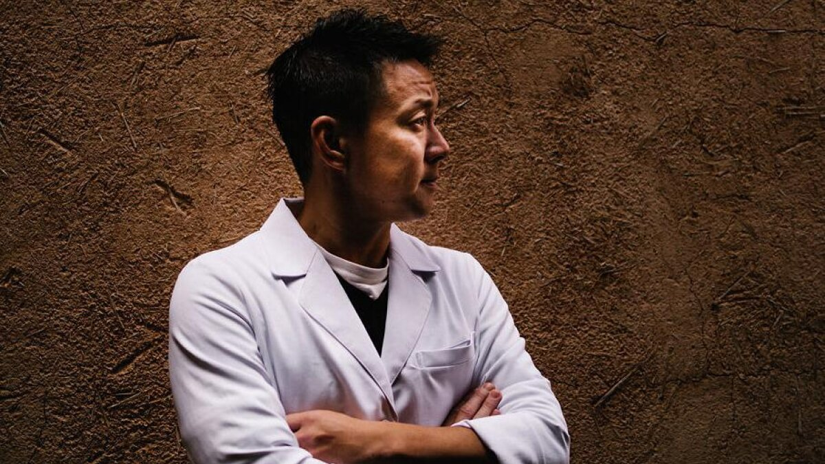 Suguru Tokubuchi, fot. The World's 50 Best
