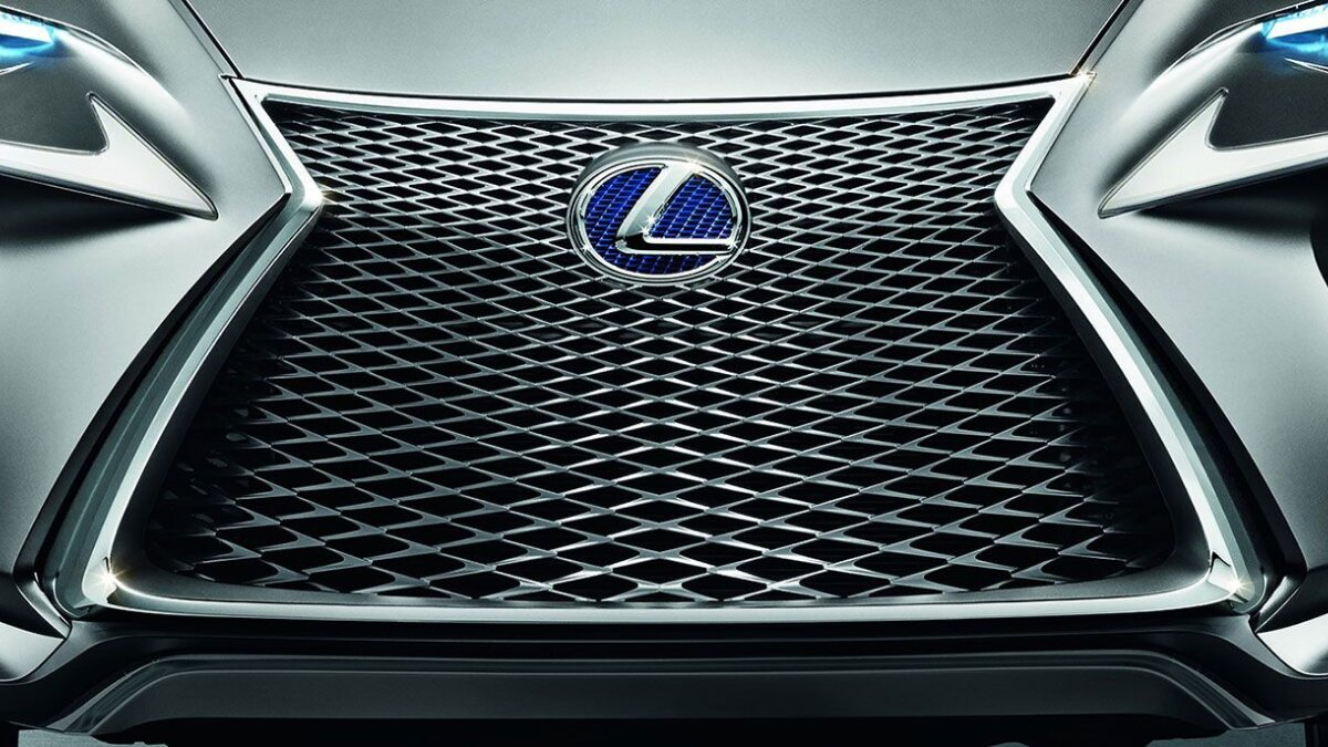 Model koncepcyjny, Lexus LF-NX, LF-NX (2013), Lexus, Lexus International