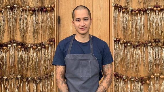Kenneth Foong, Head Chef, Noma
