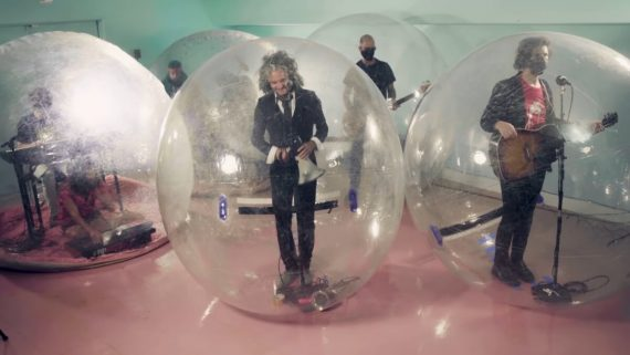 The Flaming Lips, The Tonight Show, Jimmy Fallon, NBC, NBCUniversal