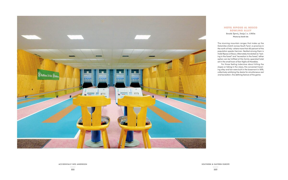 Wally Koval, Accidentally Wes Anderson, Orion Publishing Co.
