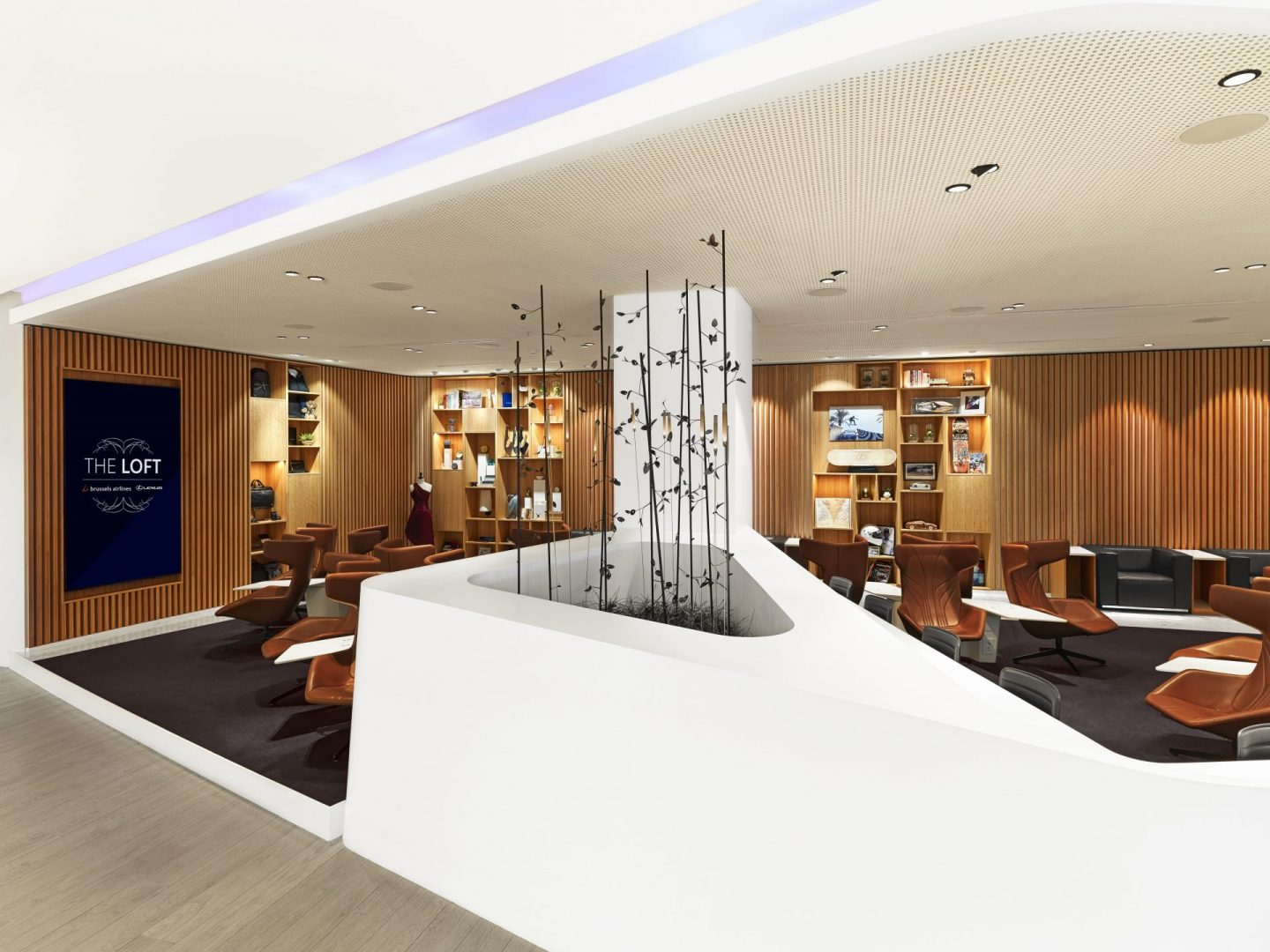 THE LOFT by Brussels Airlines & Lexus