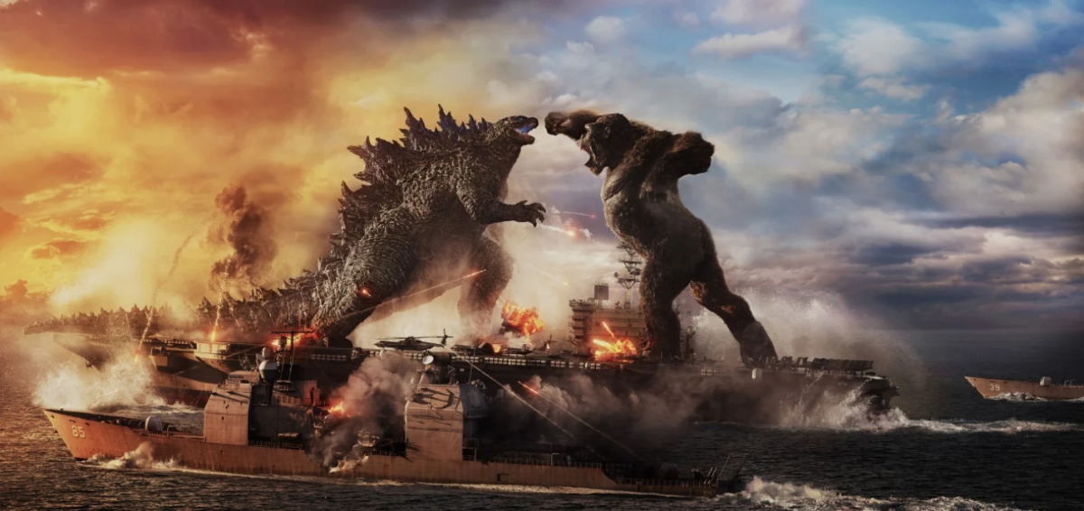 Godzilla i King Kong nie poszli do kina, Godzilla vs. Kong, Adam Wingard, Legendary Pictures, Warner Bros.